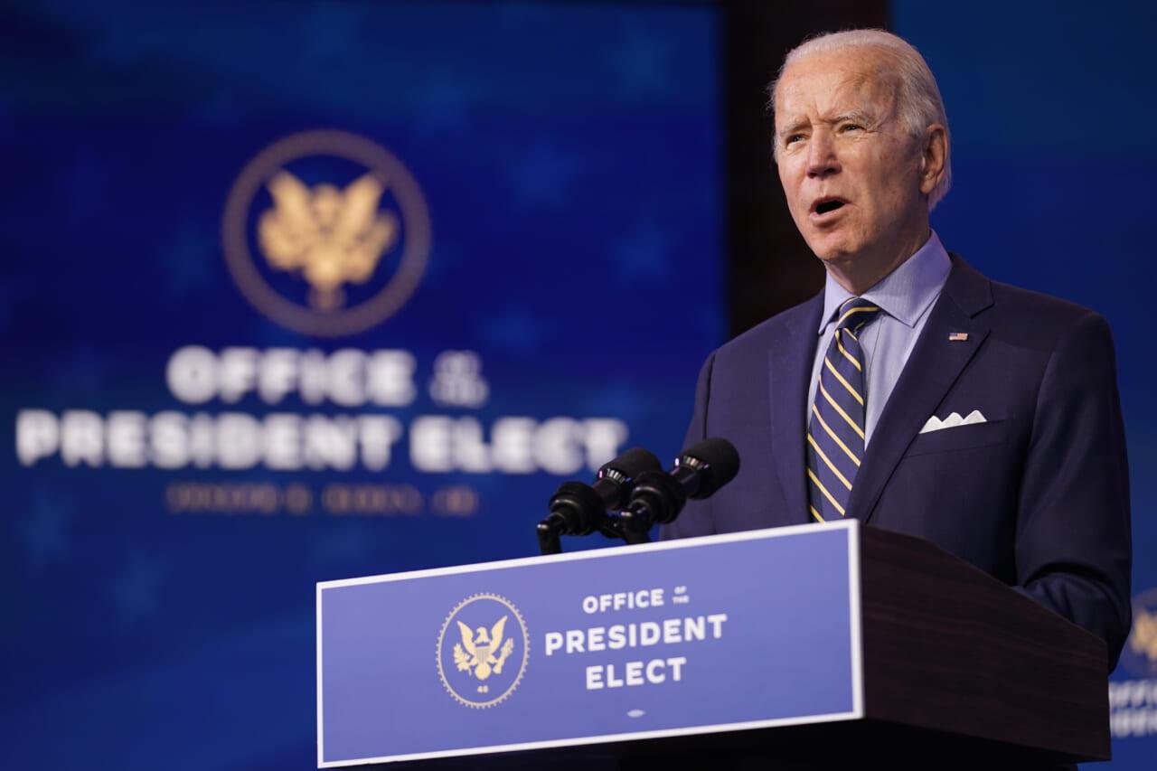 Biden warns of Trump officials' 'roadblocks' to transition – TheGrio