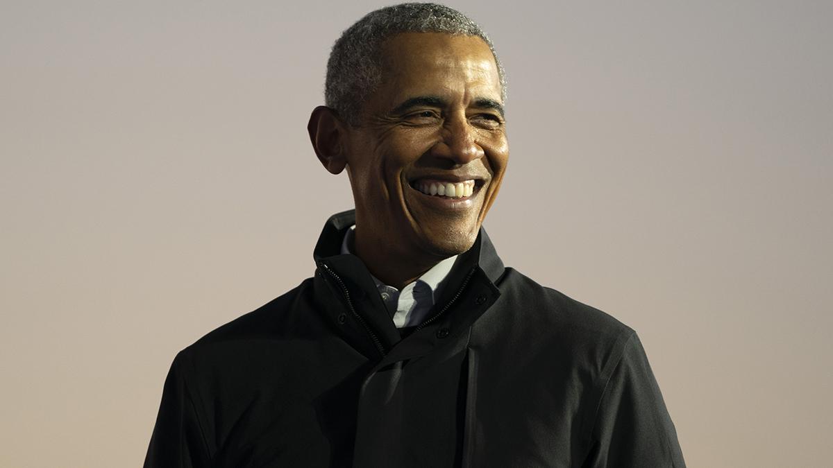 Barack Obama recalls 1st U.S. mainland visit, his first thought