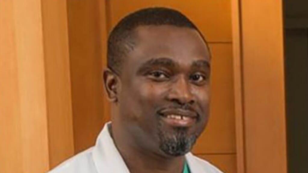 Dr. Moses deGraft-Johnson thegrio.com