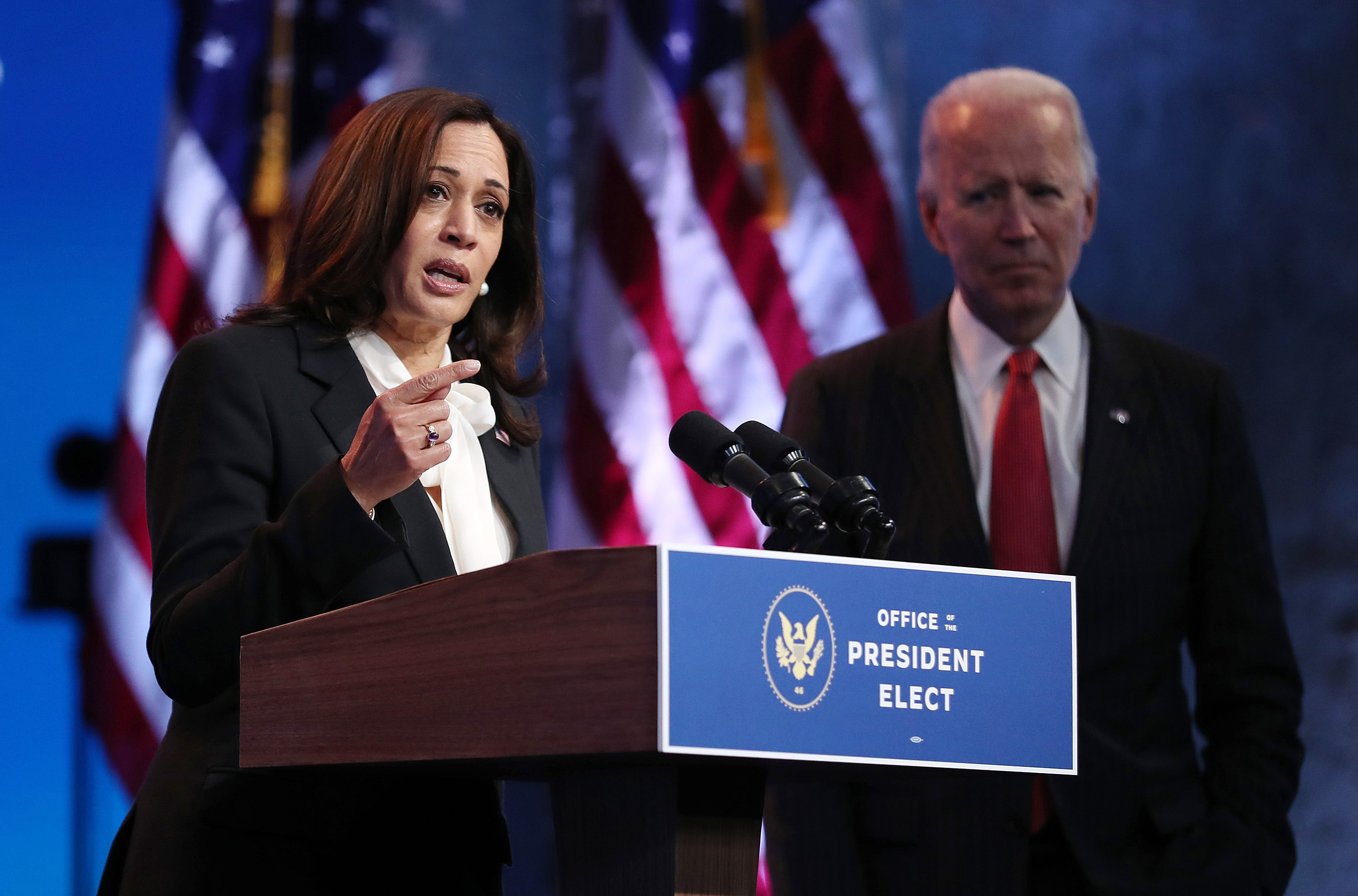 Biden, Harris to address Black America in virtual Black History Month Celebration