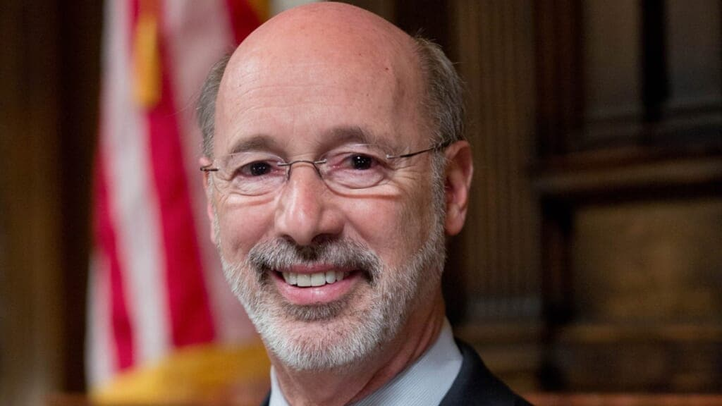 Pennsylvania Gov. Tom Wolf thegrio.com