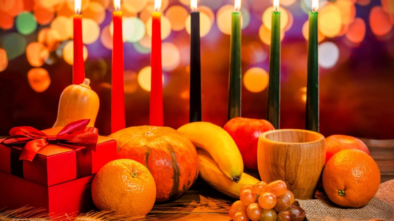 How Kwanzaa became an African American tradition