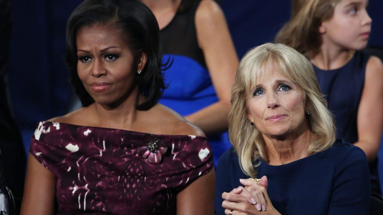 Michelle Obama defends Jill Biden against WSJ op-ed critiquing her 'Dr.' title - TheGrio