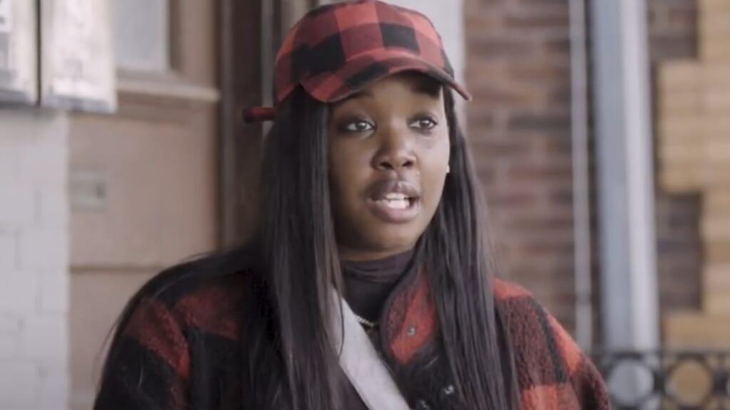 Rickia Young Philadelphia thegrio.com
