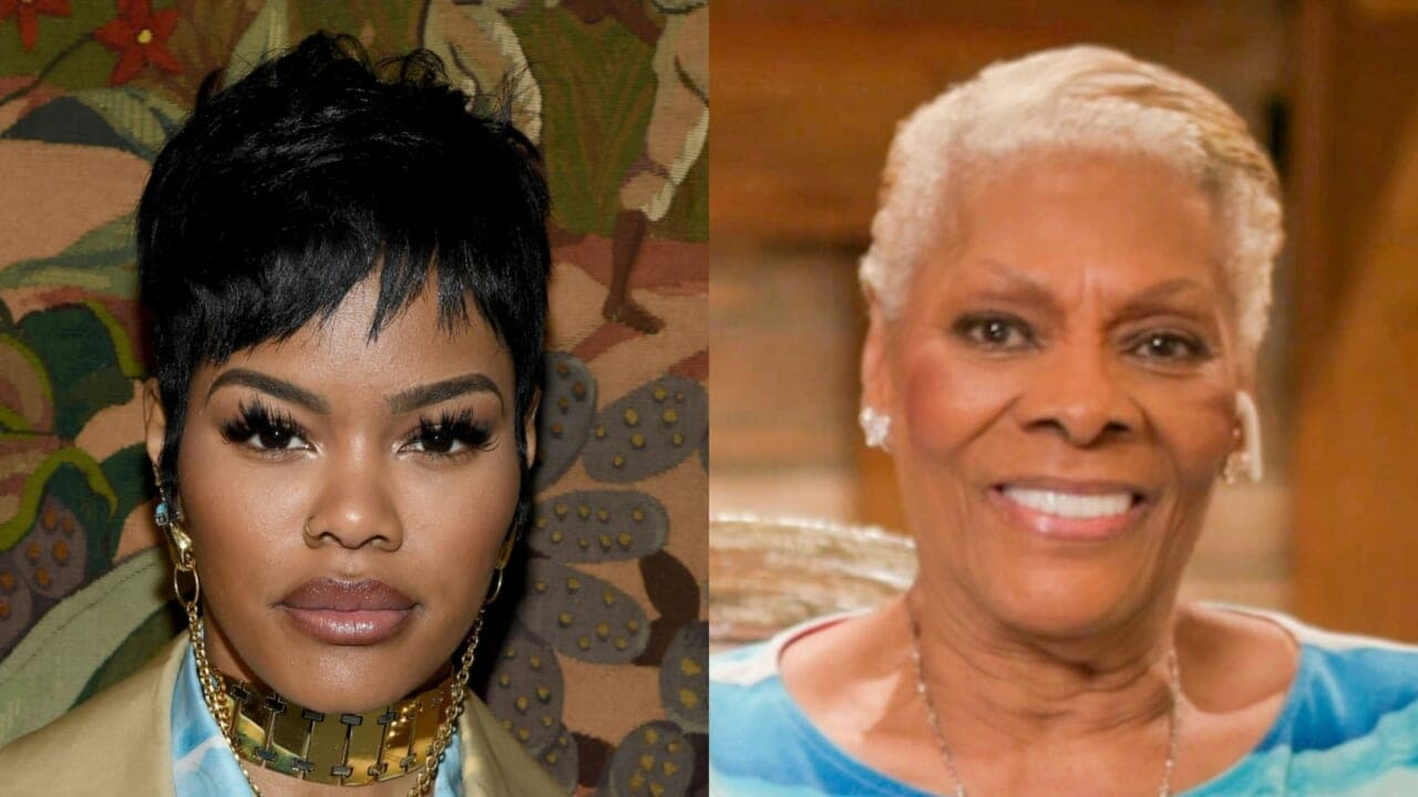 Teyana Taylor responds to Dionne Warwick's request to play her
