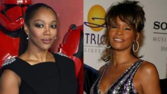 Naomi Ackie Whitney Houston thegrio.com