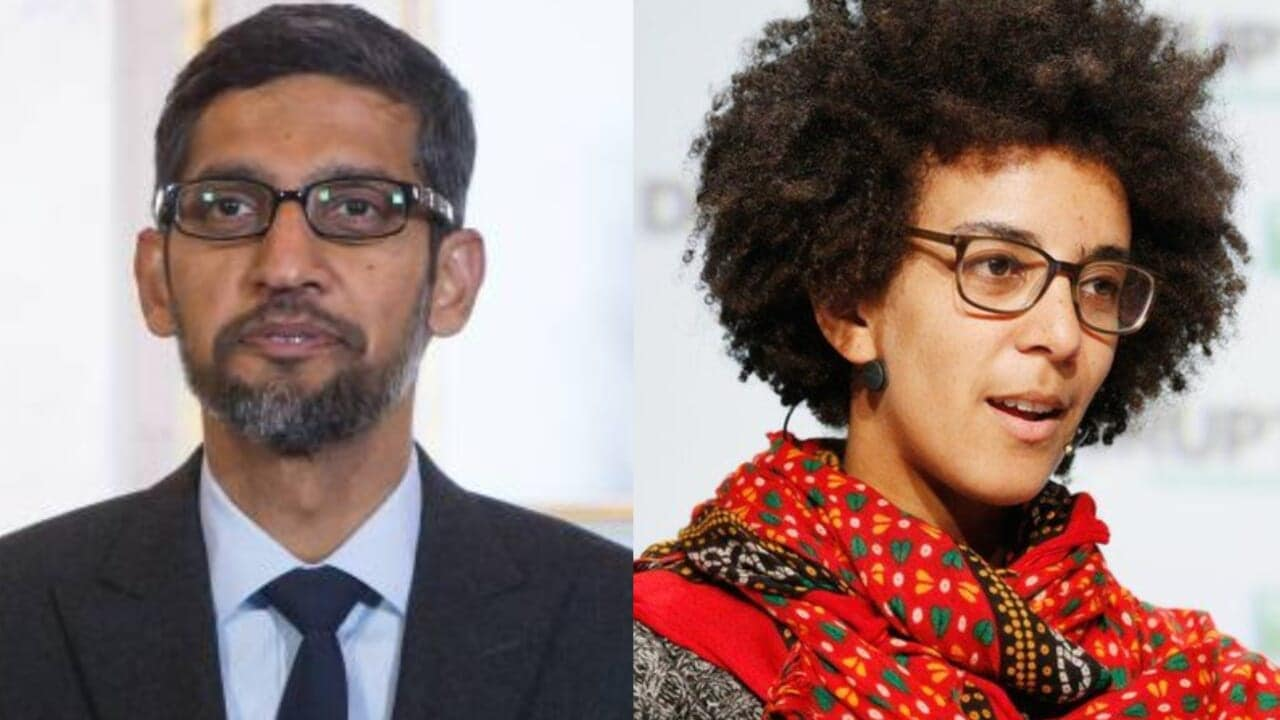 Google chief apologizes after prominent Black employee is fired