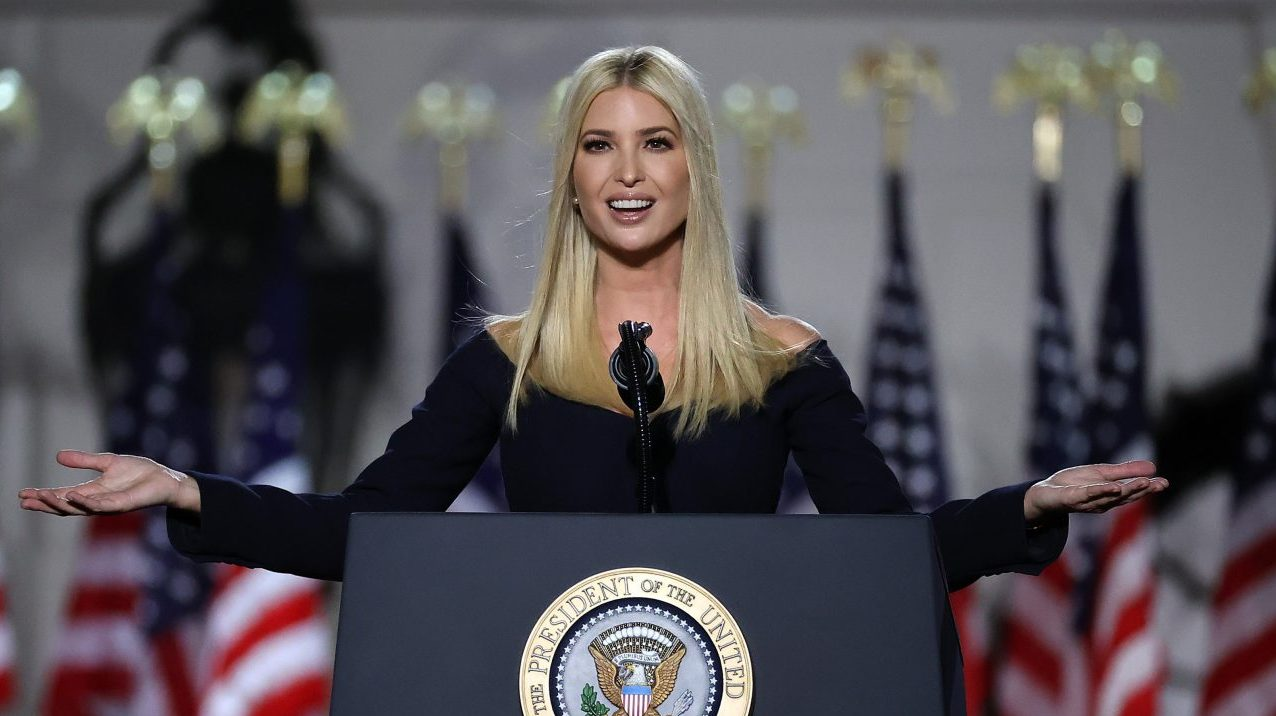 Ivanka Trump refers to protesters storming Capitol as 'American patriots' - TheGrio