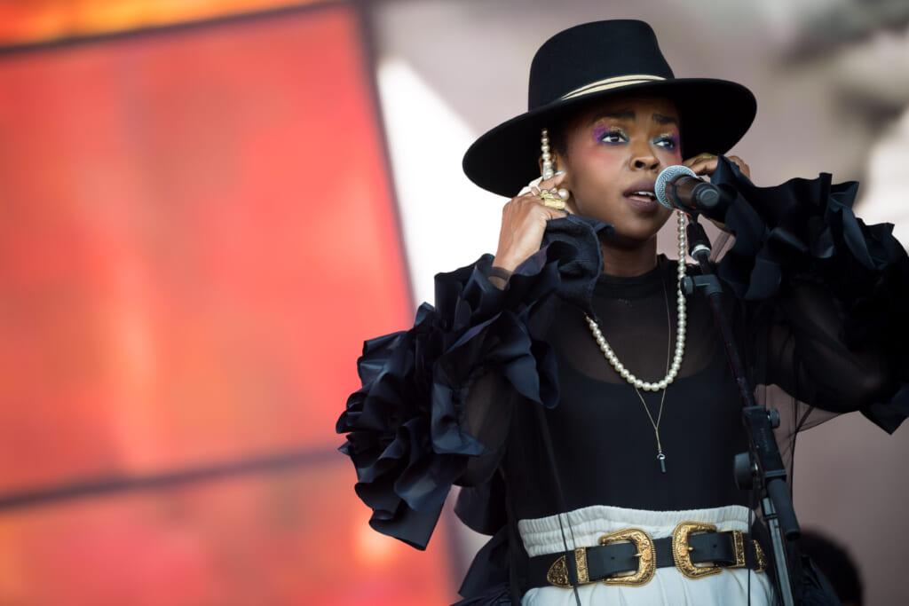Lauryn Hill Rolling Stone albums thegrio.com