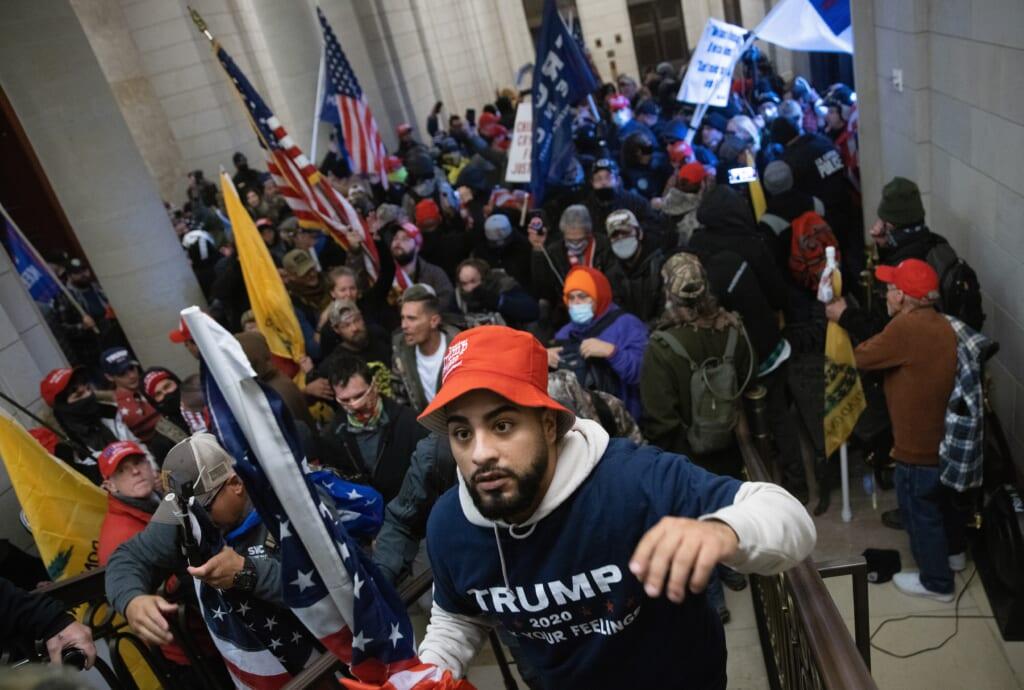 Trump supporters thegrio.com