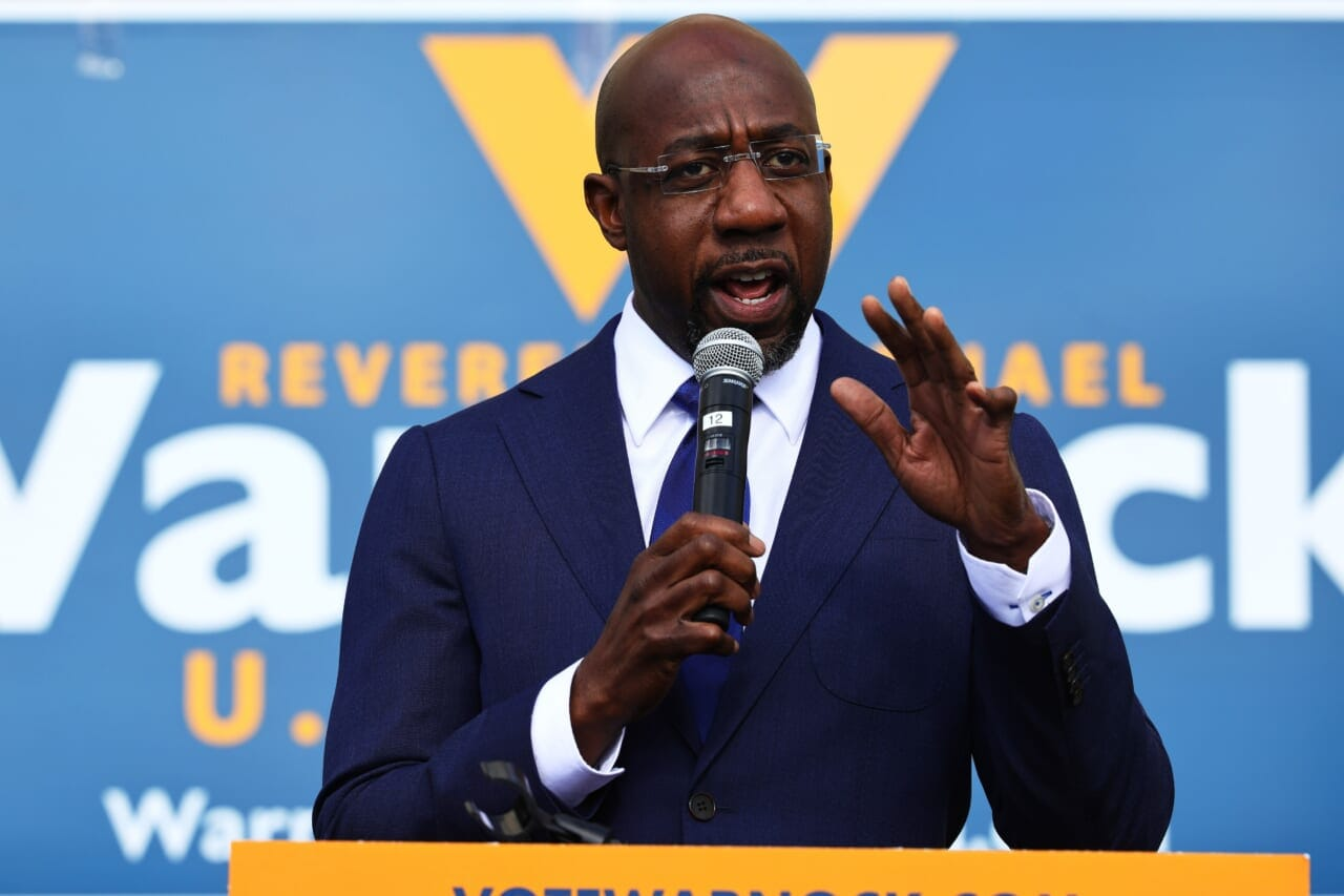 Rev. Raphael Warnock once arrested at US Capitol...for praying - TheGrio