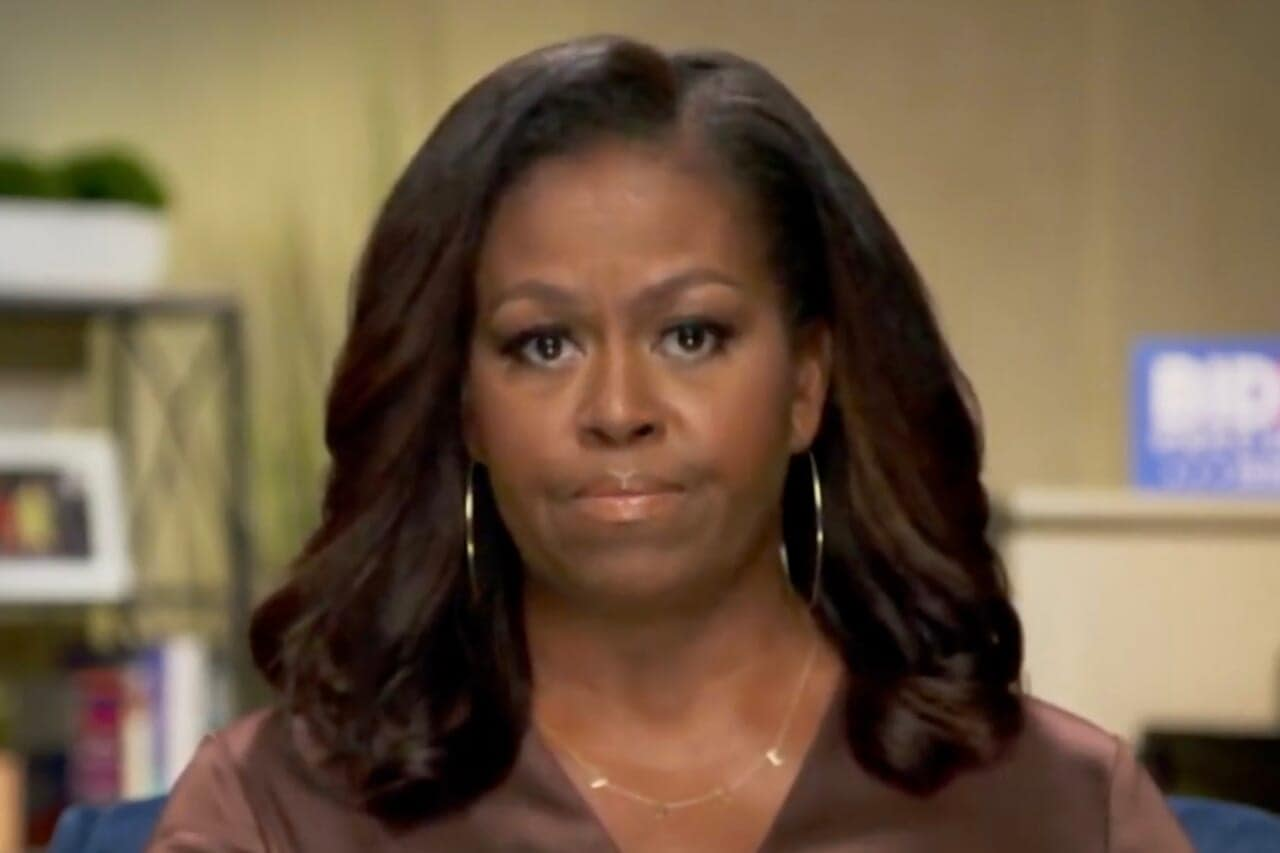 Michelle Obama to tech giants: 'Ban Trump for good' - TheGrio