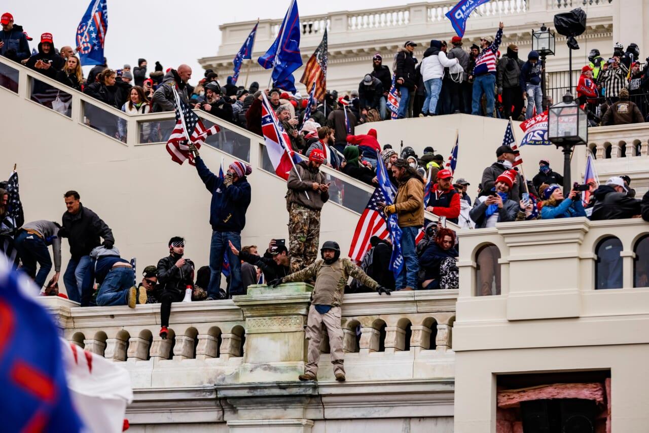 At least 6 GOP legislators participated in Capitol riots