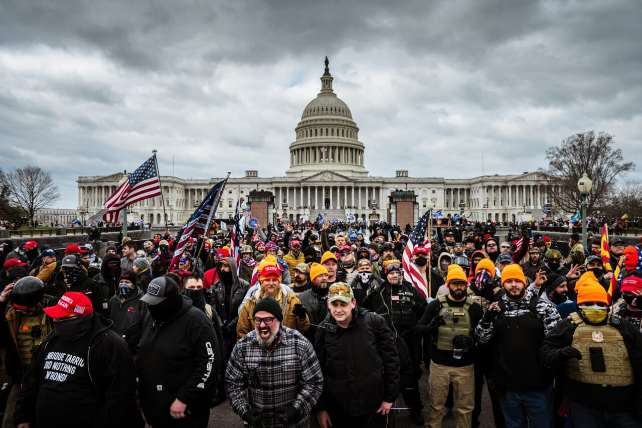 Reps. Gosar, Brooks, Biggs helped plan Capitol march, organizer reveals