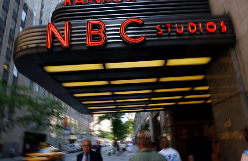 FILE PHOTO: NBC Favored in Auction of Vivendi Entertainment Properties