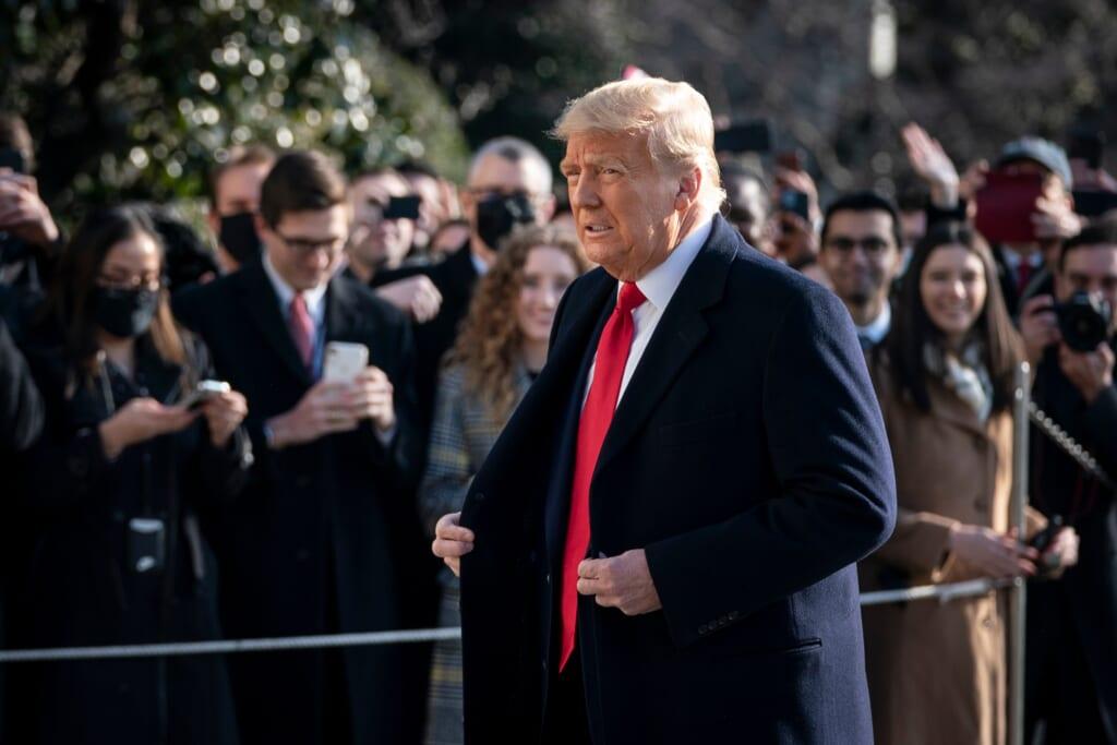 President Trump approval ratings polls thegrio.com