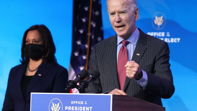 President-Elect Biden Introduces Members Of His Incoming Economic Team