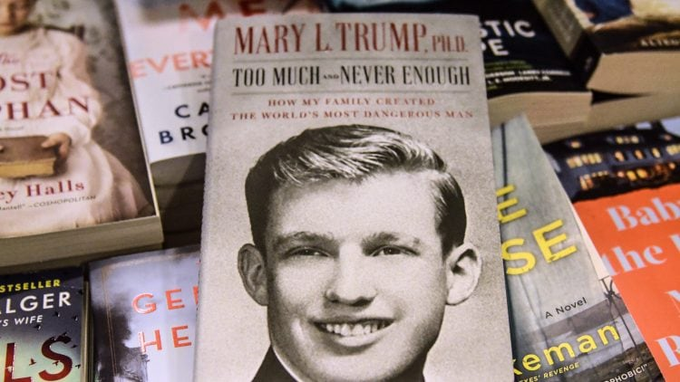 Highly Anticipated Book By President Trump's Niece Mary Trump Released