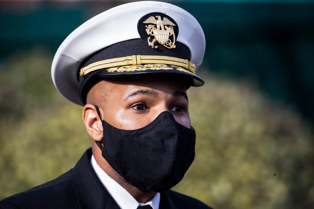 Surgeon General Jerome Adams thegrio.com