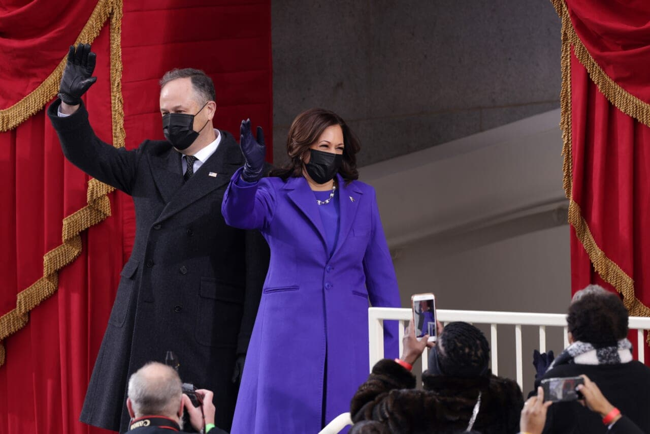 Harris' Inauguration look created by two Black designers - TheGrio