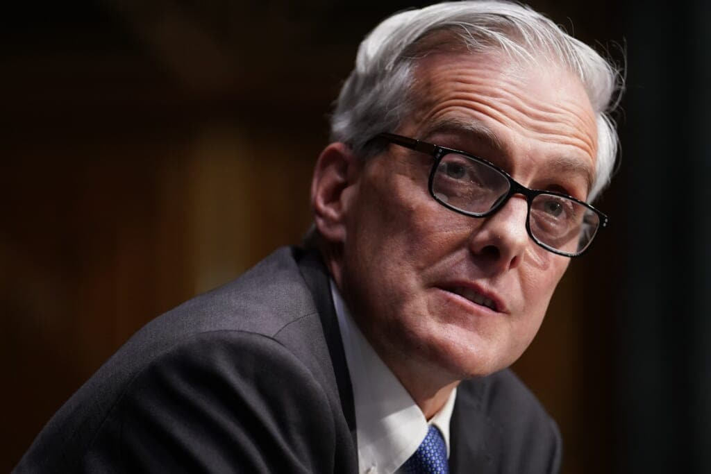 Senate Veterans' Affairs Committee Considers Nomination Of Denis McDonough For VA Secretary