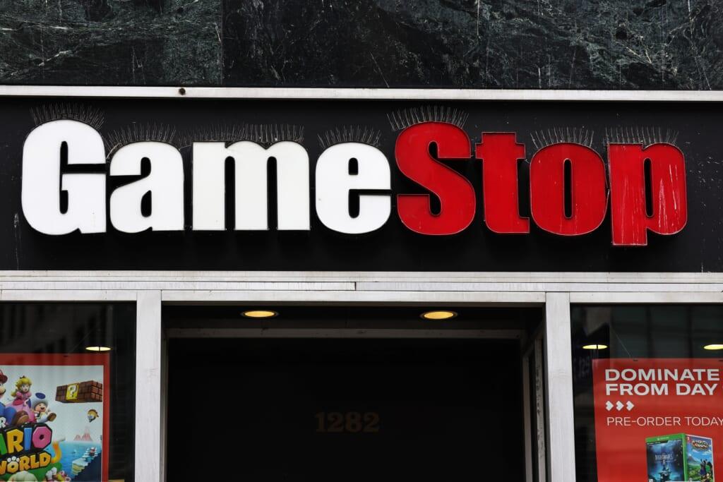 Stock Of Video Game Retailer Gamestop Skyrocketing, Due To Reddit Message Board Traders