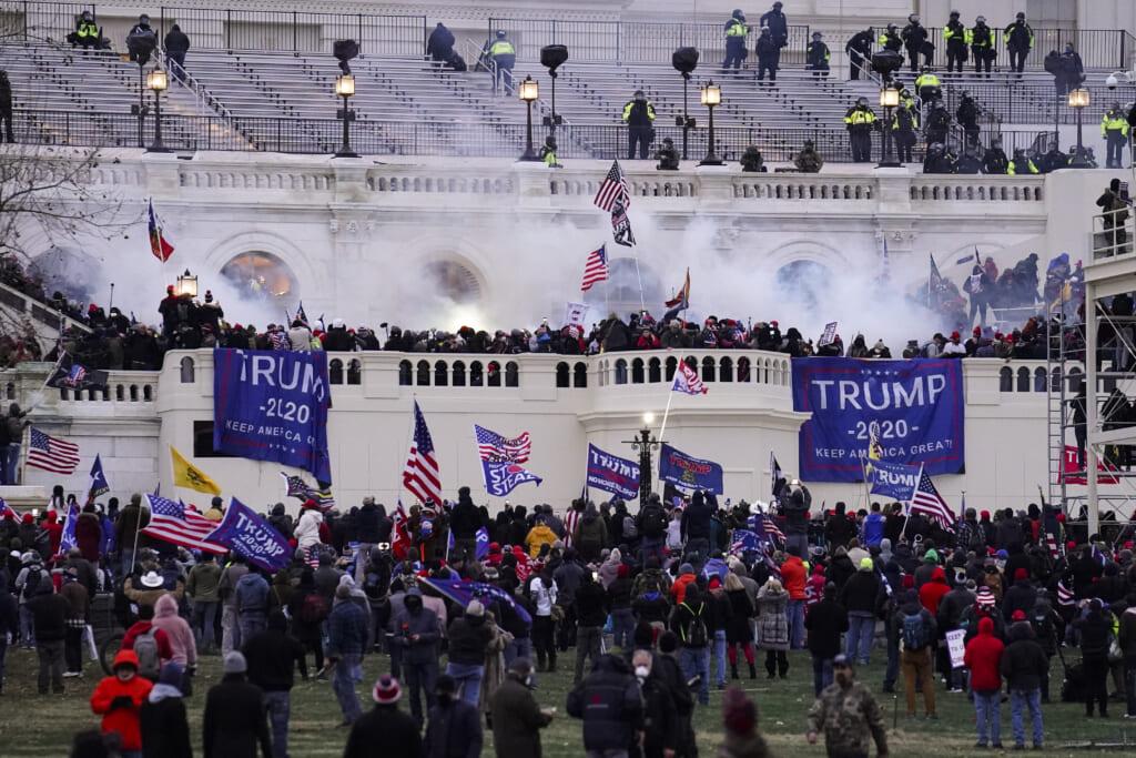 Capitol riot thegrio.com