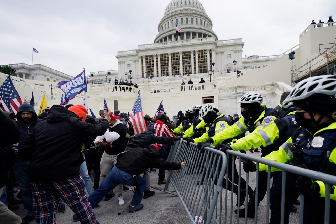 Feds investigating communications between members of Congress, Capitol rioters - TheGrio