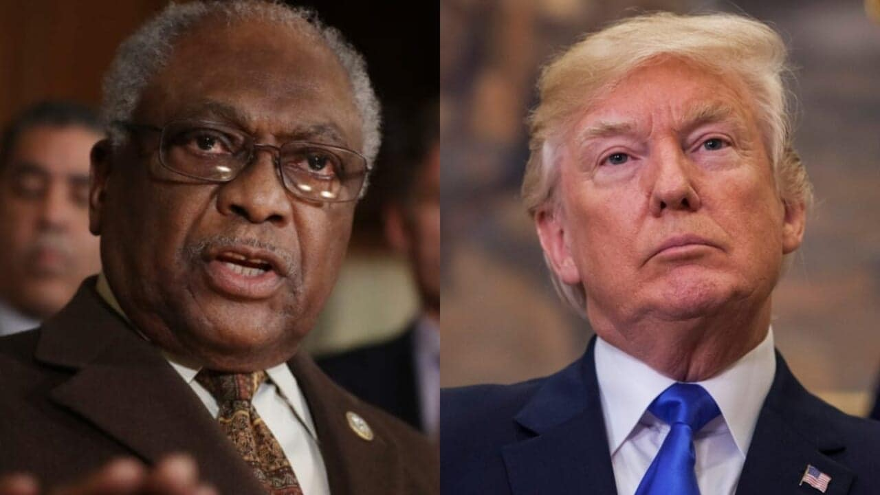 Clyburn calls Trump 'authoritarian menace,' vows to continue Biden vote count - TheGrio