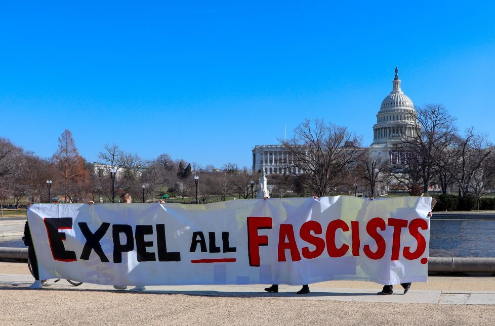 D.C. activists call for expulsion of some GOP lawmakers in wake of riot
