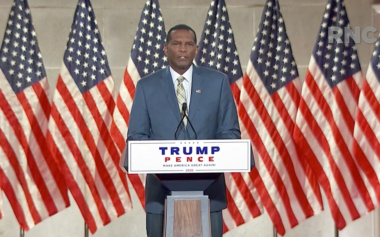 Black congressman-elect says Trump won the election