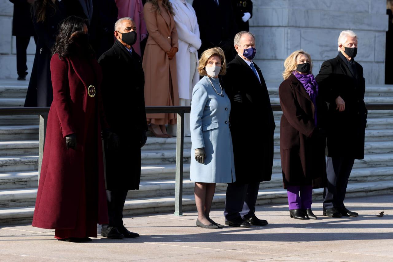 Trump shuns 'ex-presidents club' — and the feeling is mutual - TheGrio