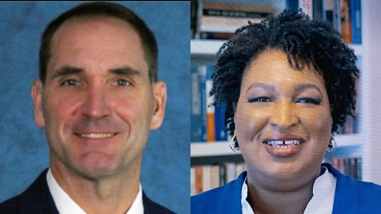 UT Chattanooga coach hurls abhorrent insult at Stacey Abrams in deleted tweet - TheGrio