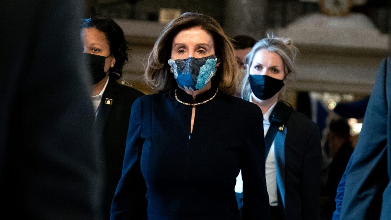 Pelosi imposes fines for GOP House members refusing metal detectors - TheGrio
