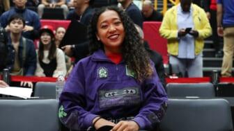 Naomi Osaka Louis Vuitton tennis thegrio.com