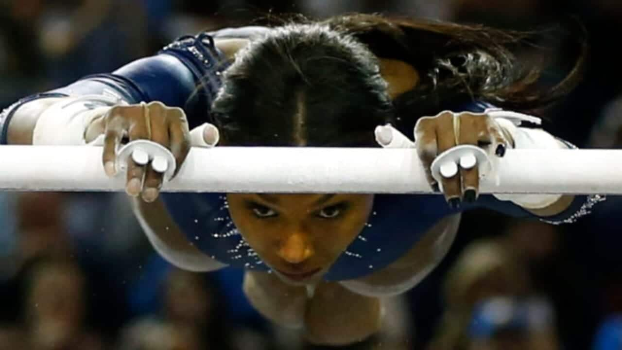 Gymnast says she was 'speechless' after Michelle Obama shared viral routine - TheGrio