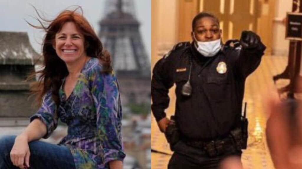 Renée Jacobs Capitol Hill Police Officer Eugene Goodman thegrio.com