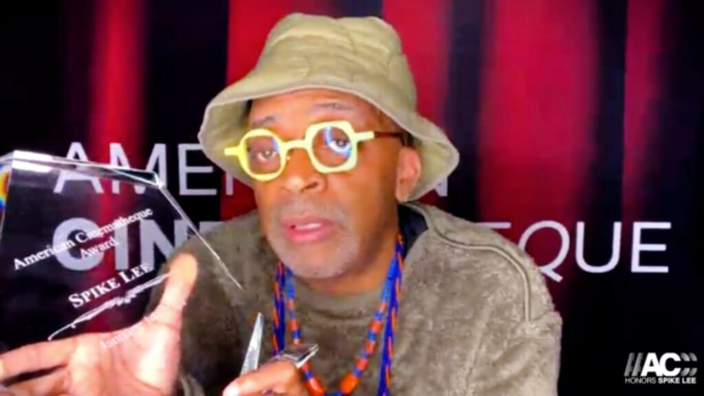Spike Lee thegrio.com
