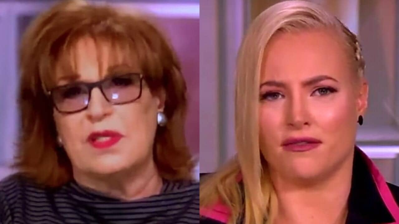 Joy Behar tells Meghan McCain 'I did not miss you' following maternity leave - TheGrio
