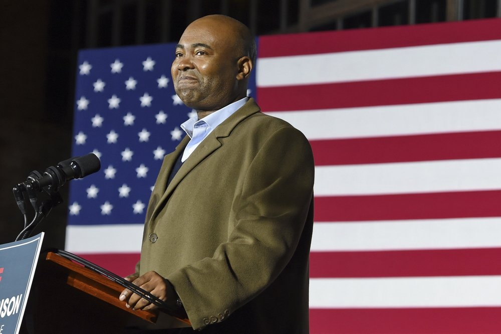 Democrats set to formalize Jaime Harrison as national chair - TheGrio