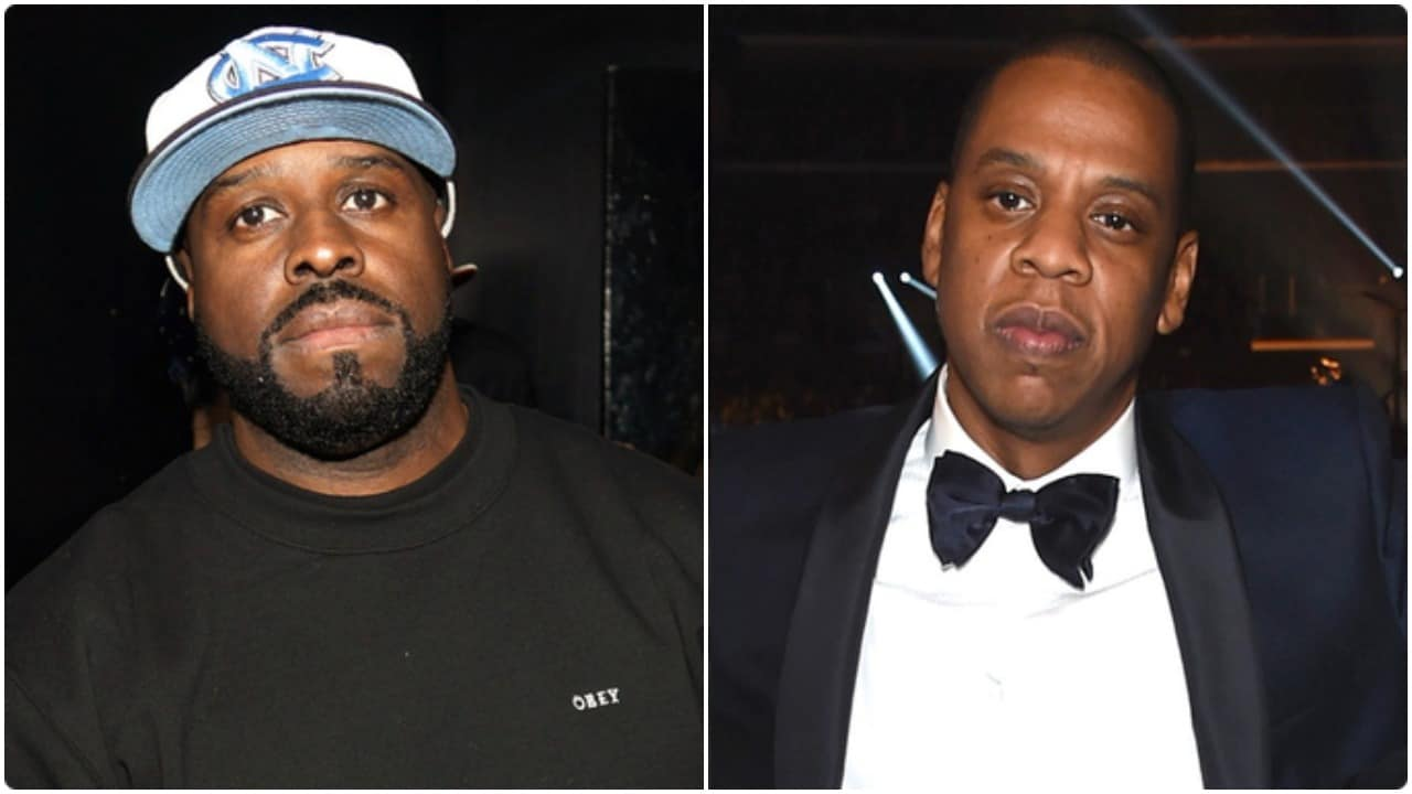 Jay-Z avoids social media because he's a 'sensitive motherf**ker'