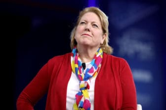 Virginia Thomas thegrio.com