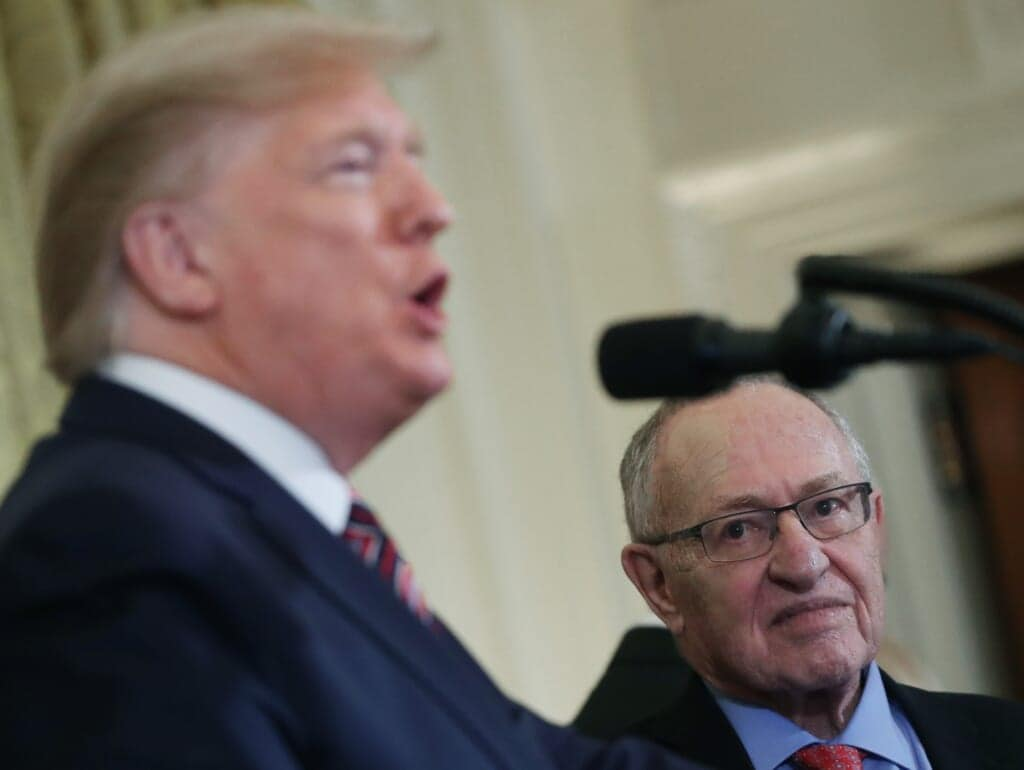 Dershowitz Trump thegrio.com