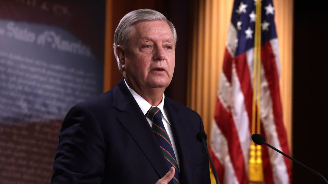 Lindsey Graham's stunning statement about Capitol Police