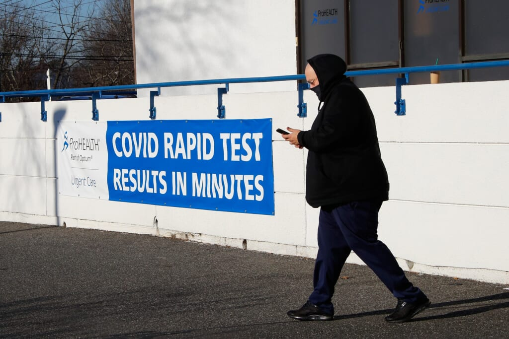 Healthcare Organization Opens Drive-Thru Rapid COVID-19 Testing Sites Throughout New York City And Long Island