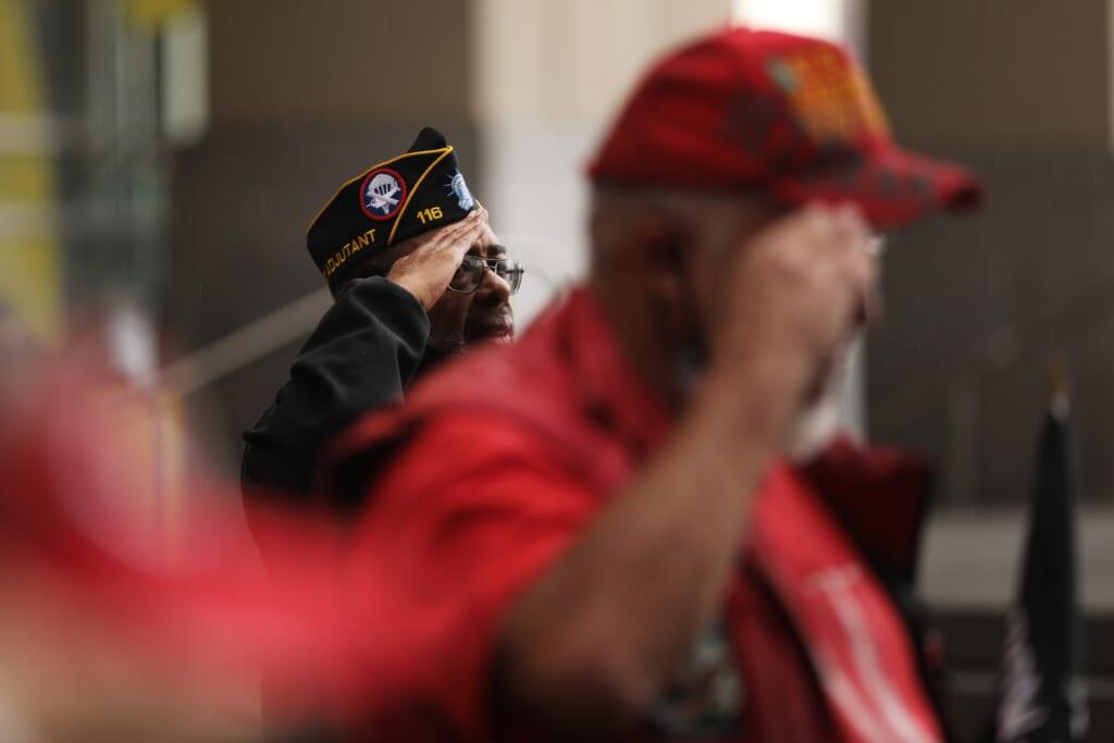 Americans Honor Veterans Day