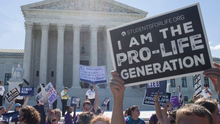 U.S. Supreme Court Issues Opinions In Gerrymandering, Florist, Murder Cases