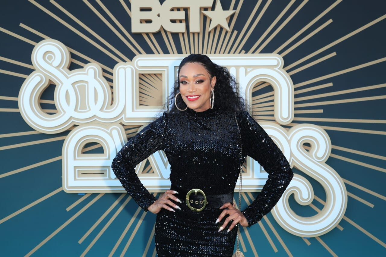 Tami Roman breaks down in tears over damage to Texas home - TheGrio