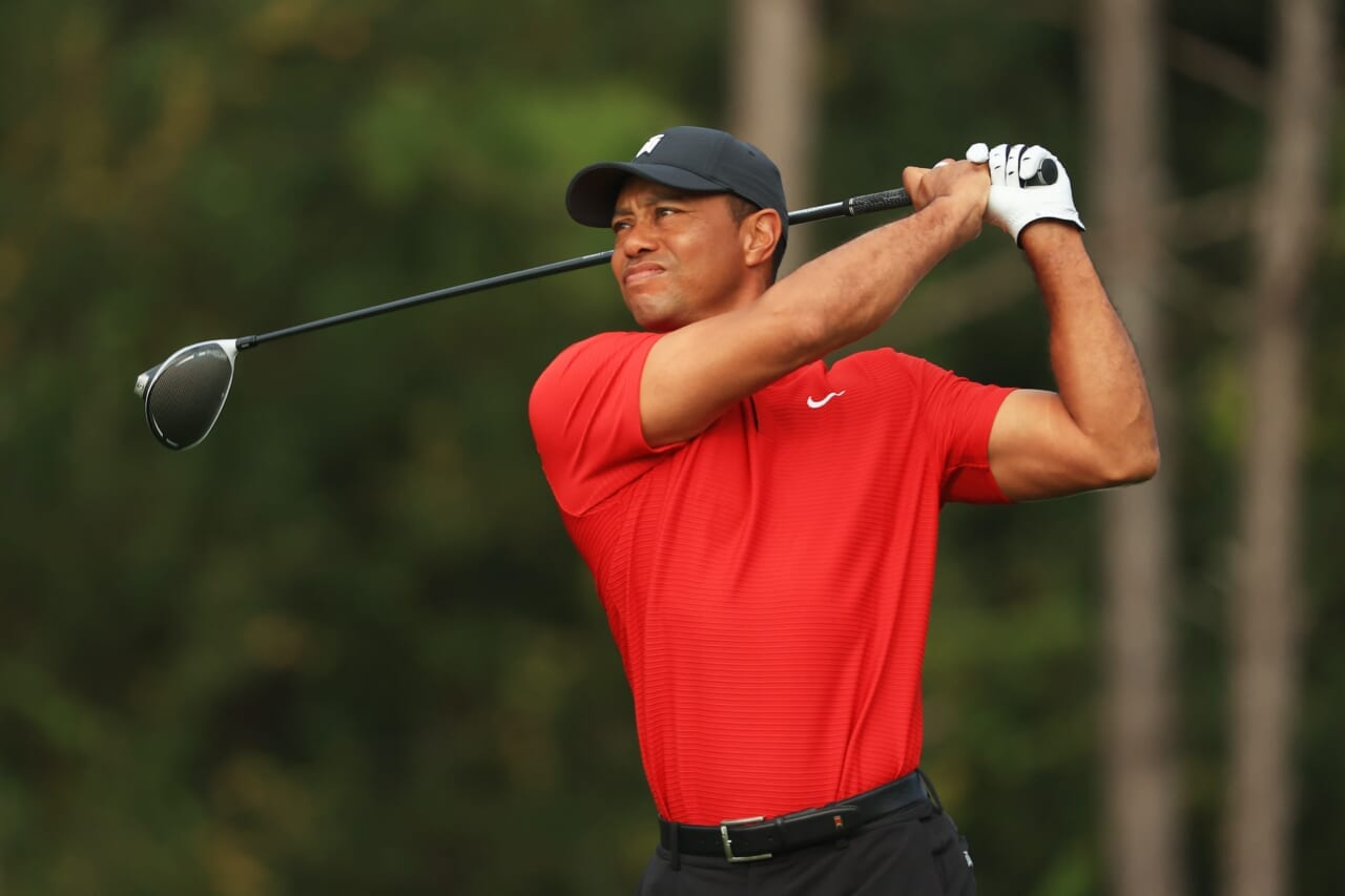 Man found Tiger Woods unconscious after SUV crash - TheGrio