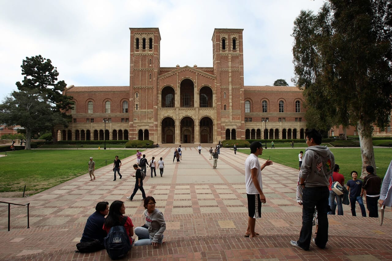 UCLA runner dismissed for calling ex's new boyfriend racist slur